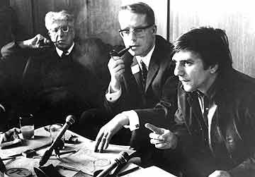 febbraio 1968: Ernst Bloch - Klaus Reblin - Rudi Dutschke