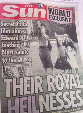 fascist queen