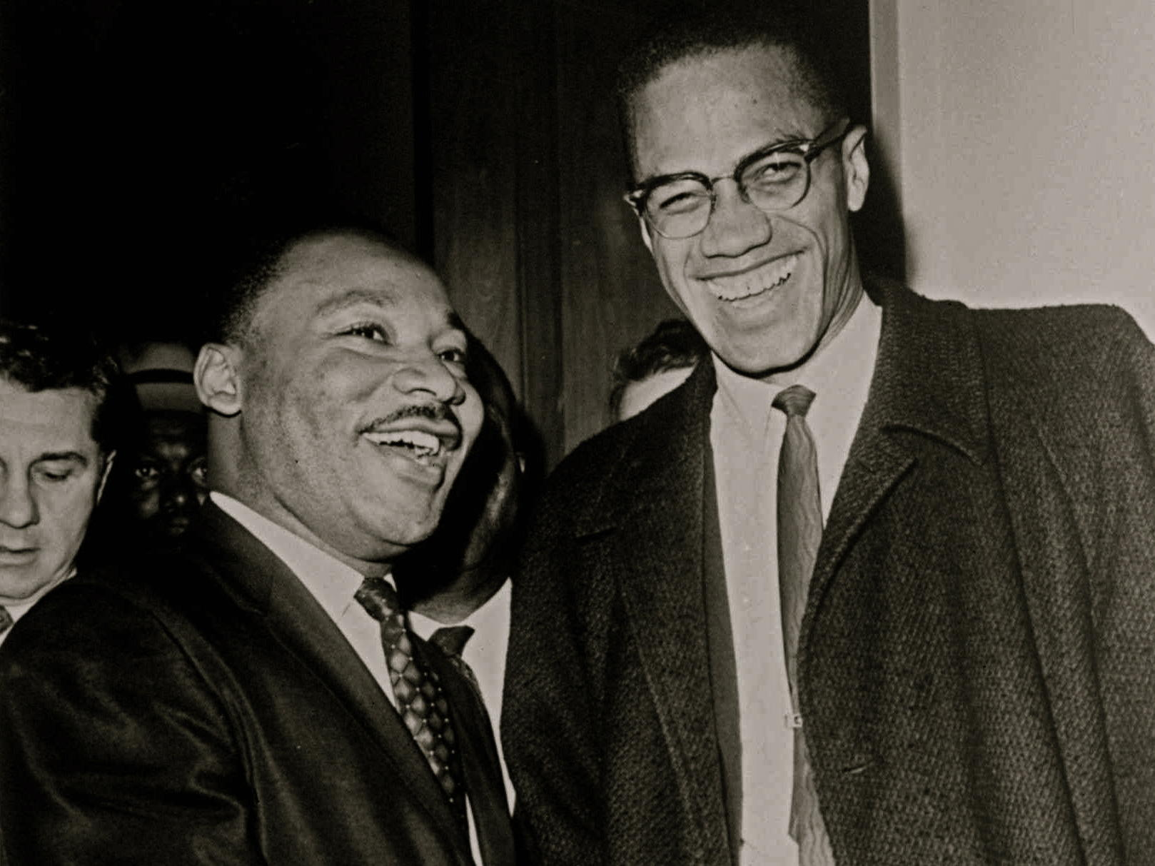 malcolm x and mlk relationship poems