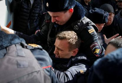 navalny arresto