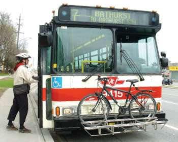 trasporto bici Toronto